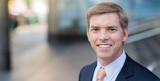 "Daniel Hardwick Named Among the ""2015 Trending 40 Lawyers Under 40"" By Legal BisNow"