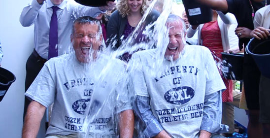 Cozen O'Connor CEO & Managing Partner Accept The #ALSIceBucketChallenge